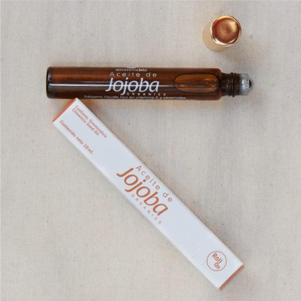 Aceite roll-on de jojoba